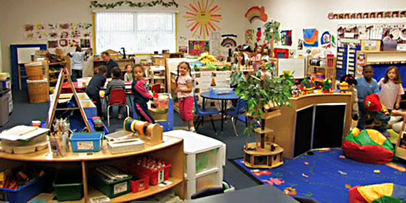 Classroom Design Should Follow Evidence ~ Picture
